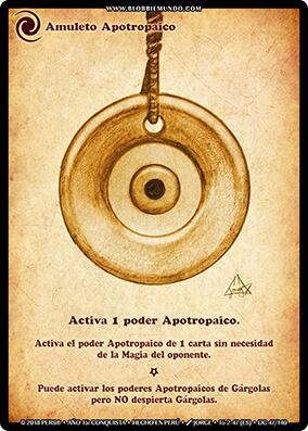Apotropaic Amulet
